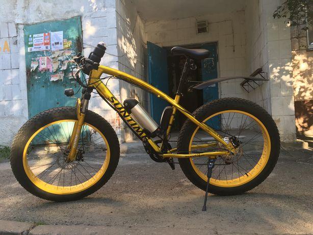 Электровелосипед фэтбайк Suntime