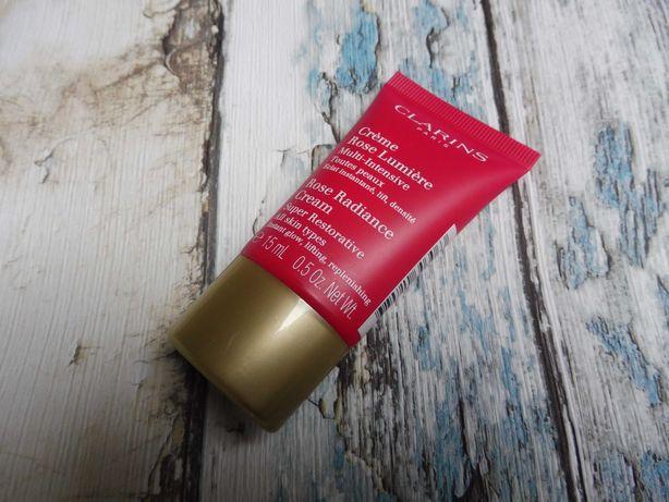 Clarins Rose Radiance Cream 15ml