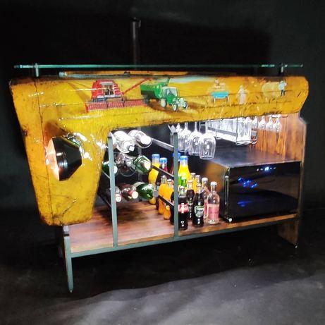 Bar, ursus ,stół,wyspa, stolik, loft, industrial