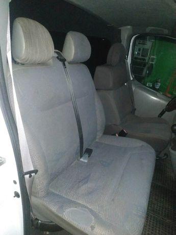 Продам двойное сиденье от Renault Trafik