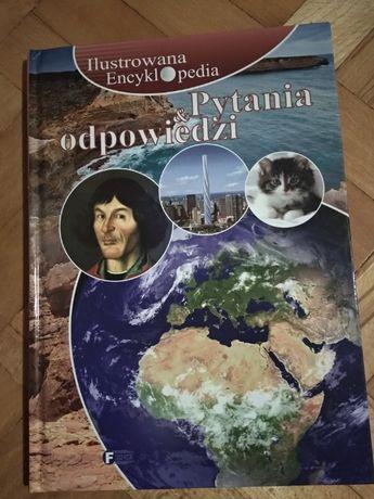 Ilustrowana encyklopedia pytania i odpowiedzi super stan Rm1000