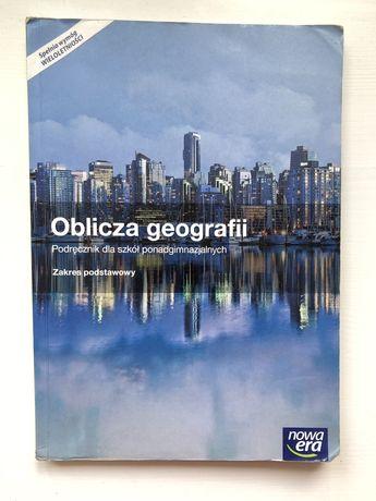 Oblicza geografii - podręcznik, zakres podstawowy