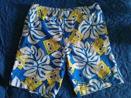 Шорты Губка Боб SpongeBob размер L
