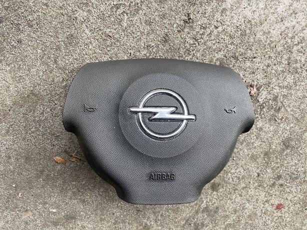 Poduszka Air Bag kierowcy w kierownice Opel Vectra C Signum