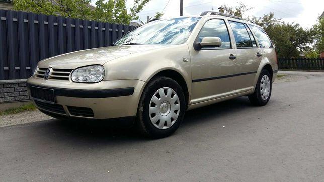 Volkswagen Golf IV 2001 1.6 бензин