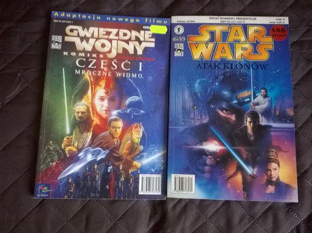 Star wars Mroczne widmo , Atak klonów