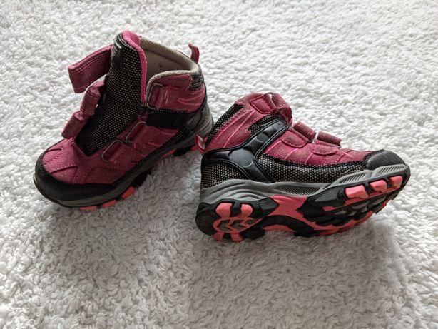 Zimowe buty dla dziewczynki