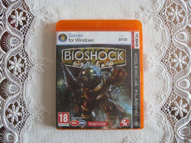 Bioshock - gra PC Kolekcja Klasyki wersja PL