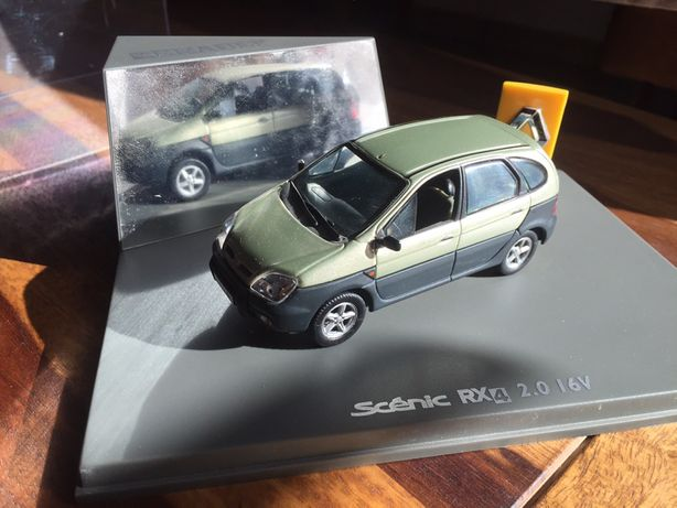 Renault Scenic RX4 1:43