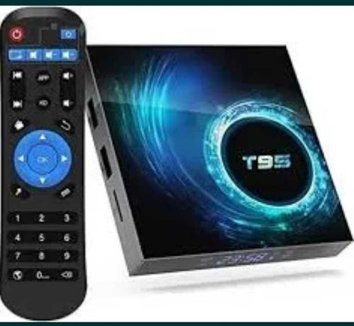 Smart TV Box Android 10