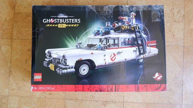 LEGO 10274  - ECTO-1 dos caça-fantasmas,