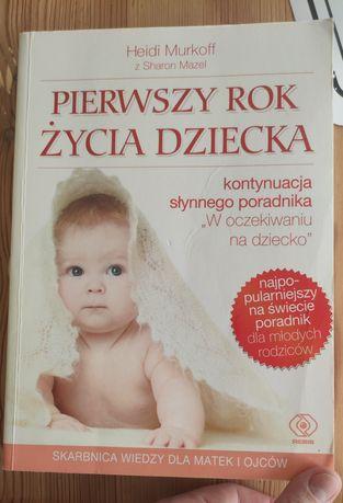 Książka, pierwszy rok życia dziecka plus gratis