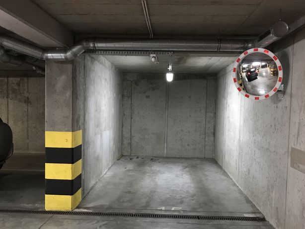 Miejsce post w gar podziem Nowy Kleparz