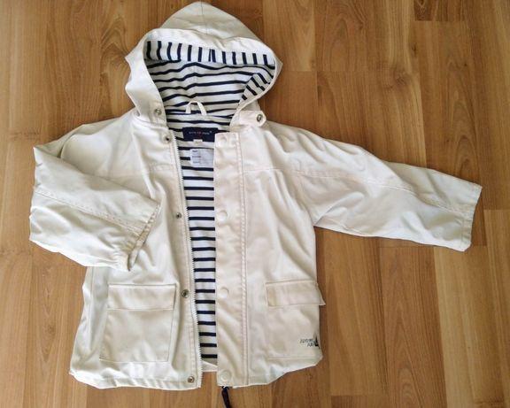 Przciwdeszczowa kurtka na jesień wiek 4-5 lat