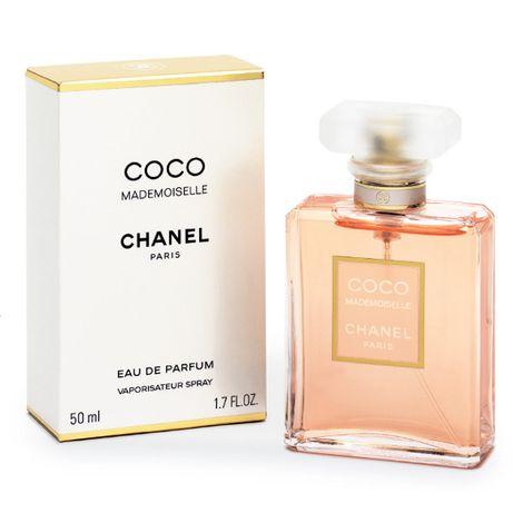 coco chanel mademoiselle 50ml