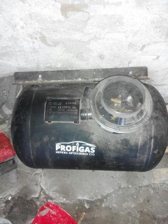 Продам газовый баллон. Пропан. 35 литров.