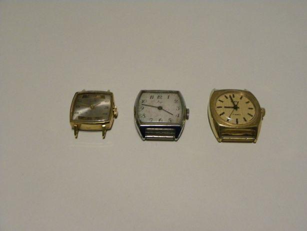 zegarki Łucz, Zarja, pozłacane