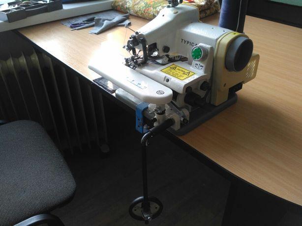 Швейная подшивочная машина потайного стежка Typical GL13101-8