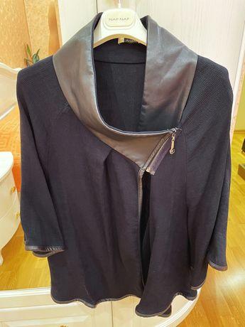 Куртка- ветровка стнего цвета 50-52р