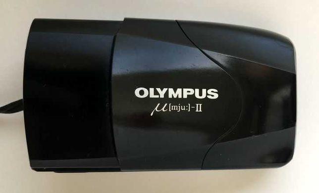 Olympus mju 2 black