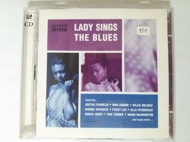 Lady Sings the Blues - cd duplo