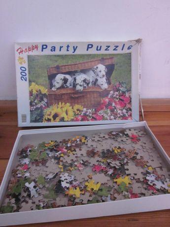 Puzzle dalmatynczyki