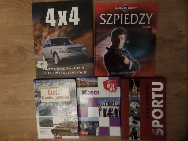 5 x książki popularnonaukowe dla chłopaka
