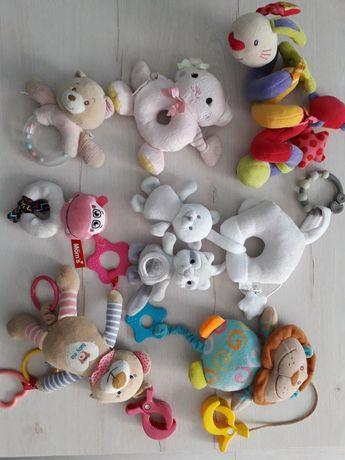Oddam zabawki dla maluszka