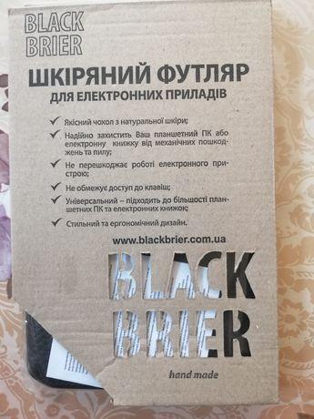 """Обложка Black Brier для планшета универсальная 7"""" Black (ПВ7-14)"""