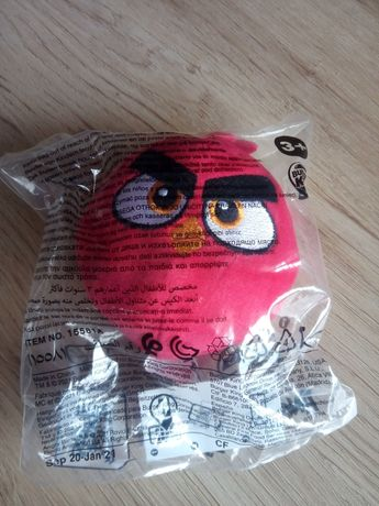 peluche angry birds (Novo)