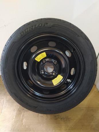 1x Koło zapasowe Peugeot 307 205/55 R16 Dunlop