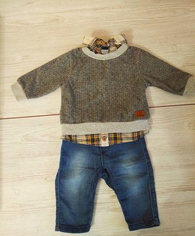Кофточка і джинси для хлопчика