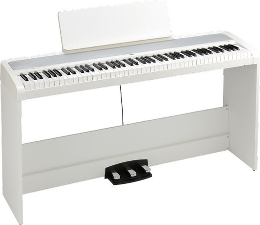 Korg B2 SP WH biały mat - kompletny - pianino cyfrowe