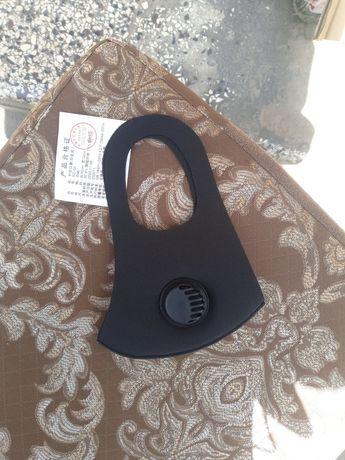 Защитная маска с клапаном! АКЦИЯ