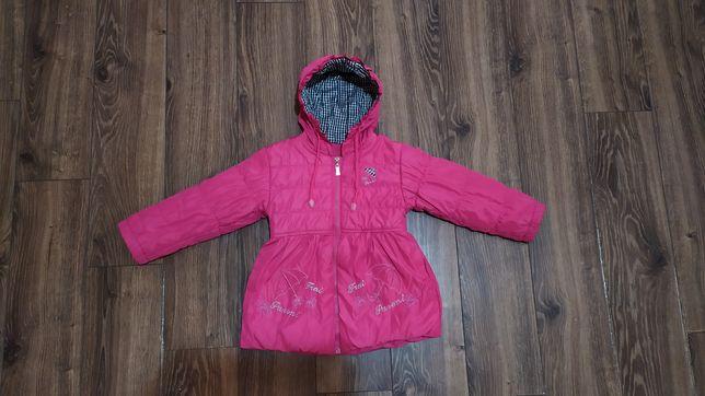 Куртка курточка р.3-4 года осень-весна