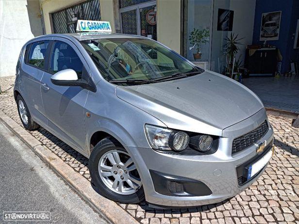 Chevrolet Aveo 1.2 LTZ