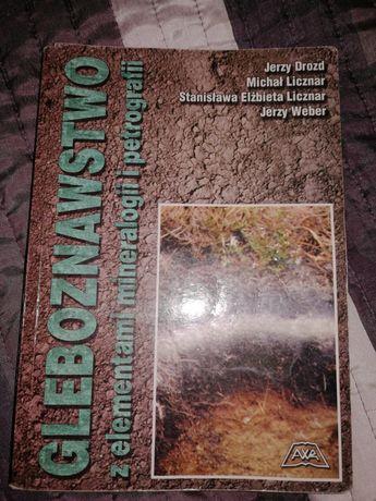 Książka Gleboznastwo z elementami mineralogii i petrografii