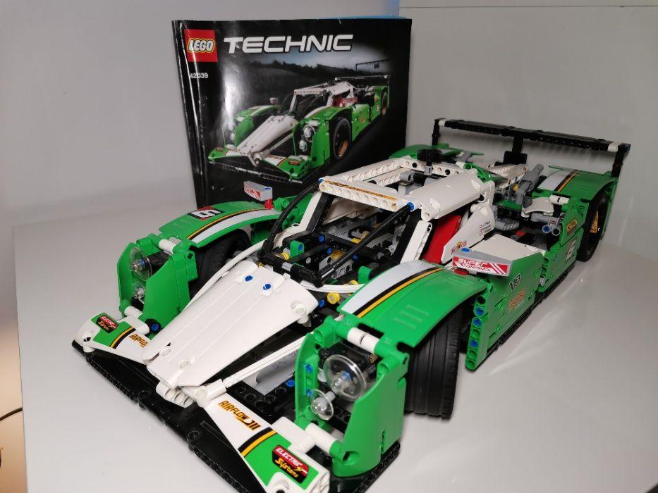 LEGO TECHNIC Superszybka wyścigówka 42039 Gdańsk - image 1