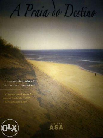 """Livro """"a praia do destino"""" - anita shreve"""