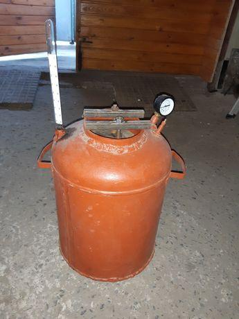 Автоклав из газового балона