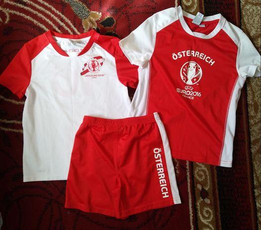 Спортивный набор 2 футболки + шорты
