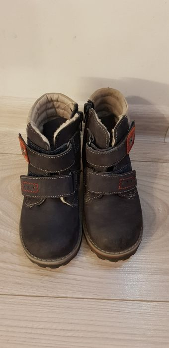 Buty zimowe dla chłopca lasocki kids 26 Radlin - image 1