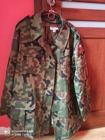 Nowa Kurtka wojskowa Bechatka z podpinka ciepła