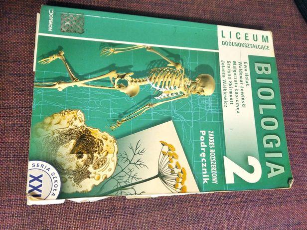 biologia 2 zakres rozszerzony