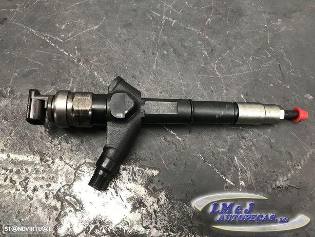 Injector NISSAN NP300 NAVARA (D40) 2.5 dCi 4WD | 07.05 - Usado REF. 16600EC00A