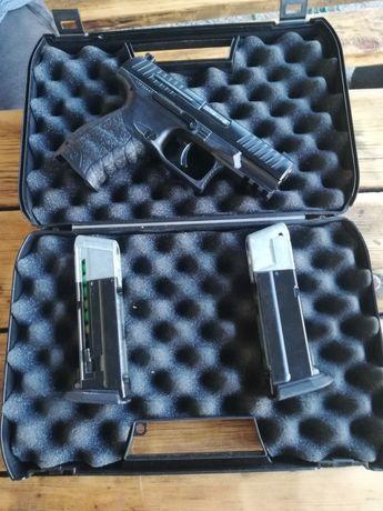 Walther Combat PPQ T4E pistolet na gumowe kule