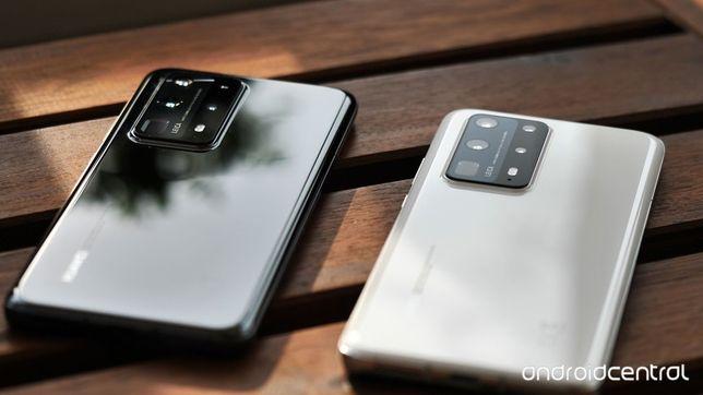 Смартфон Huawei P40 Pro Plus Мобильный телефон Хуавей 40 +ПОДАРКИ