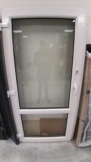 Drzwi Drutex Iglo 5 5-cio komorowe profil pośredni + wkładka