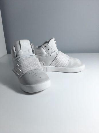 Adidas tubular dziecięce 23,5 skórzane