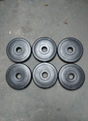 zestaw ciężarków +sztanga/gryf ciężarki 70kg